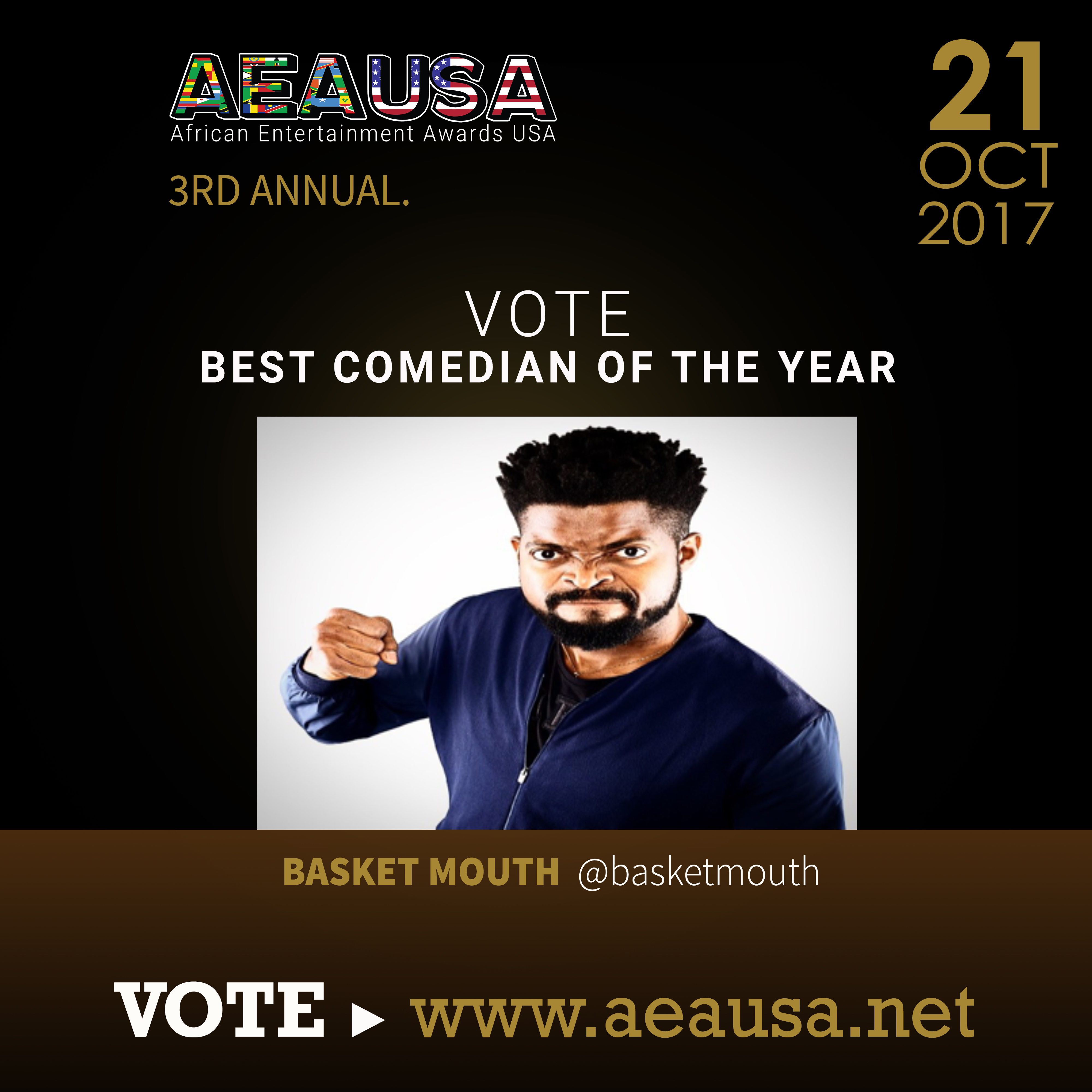 best-comedian-aeausa-awards-basket-mouth-2017